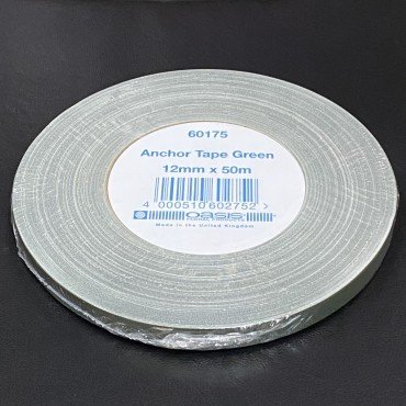Anchor tape green