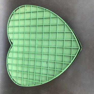 Kalp Oasis Plastik Kaplı