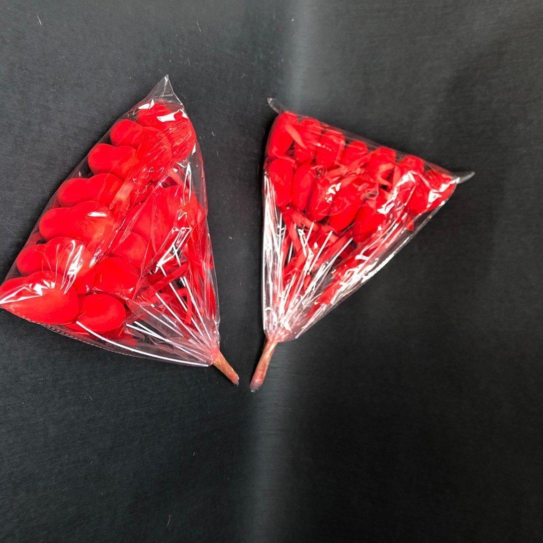 Dekoratif Kalp Çubuk